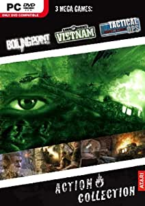 Action Collection - Boiling Point, Line of Sight: Vietnam, Tactical Ops (DVD-ROM)