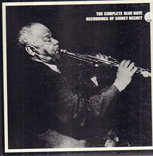 The Complete Blue Note Recordings Of Sidney Bechet [6xVinyl] [6x Vinyl LP]