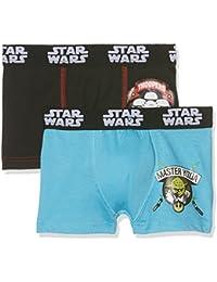 Star Wars Jungen Boxershorts 2er Pack