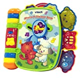 Best VTech Toddlers Toys - Rhyme & Discover Book -FFP Review