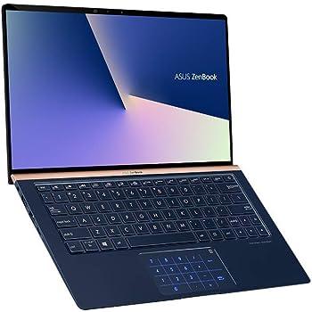 ASUS ZenBook 13 UX333FA (90NB0JV3-M00300) 33,7 cm (13,3 Zoll Full-HD) Ultrabook (Intel Core i5-8265U, 8GB RAM, 256GB SSD, Intel UHD-Grafik 620, Windows 10 Home) Royal Blue