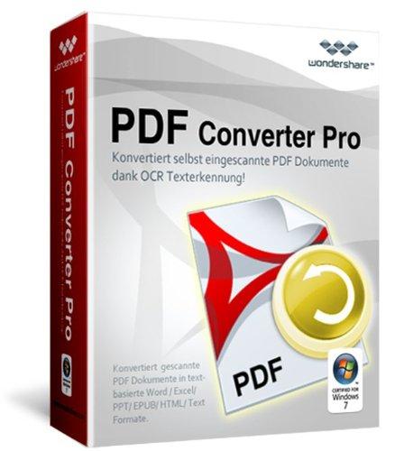 PDF Converter PRO Win Vollversion (Product Keycard ohne Datenträger) -