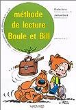 Boule et Bill - Méthode de lecture, CP (Coffret de 2 volumes)
