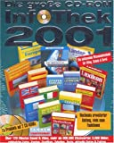 Die große Infothek 2001. 2 CD- ROMs für Windows ab 95. Die umfassende Wissensdatenbank für Alltag, Schule und Beruf