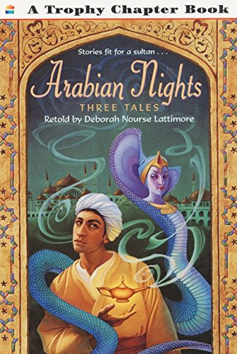 Arabian nights : three tales