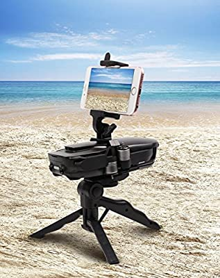 Fascinated Drone Mavic Air Gimbal Handle Stabilizer Tripod Stand Phone Holder Mount Support for DJI Mavic Air Accessories