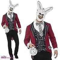 Smiffy 's 46826X L Smiffys Disfraz de conejo blanco XL