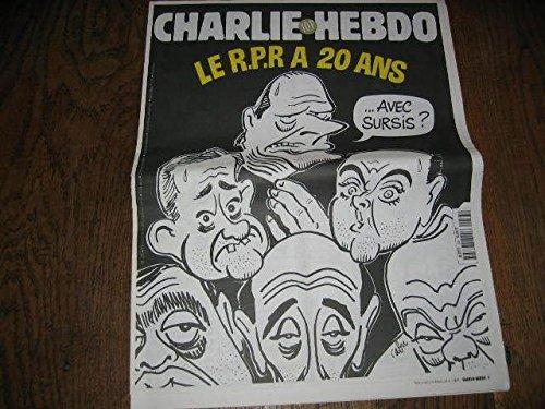 charlie hebdo n° 233 du 04 décembre 1996 : Le RPR a 20 ans... avec sursis ?