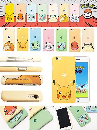 Pokemon iphone 6s jigglypuff Custodie e cover,iphone 6 Pokemon Go Case,jigglypuff Custodia in plastica dura della copertura posteriore Case Cover per Iphone 6/6s 4.7 inch - jigglypuff jigglypuff