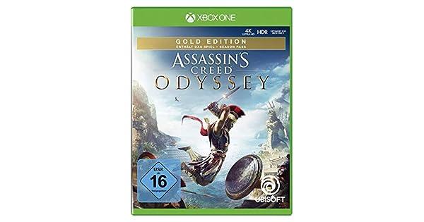 Mini Kühlschrank Rockstar : Assassins creed odyssey gold edition inkl. season pass [xbox