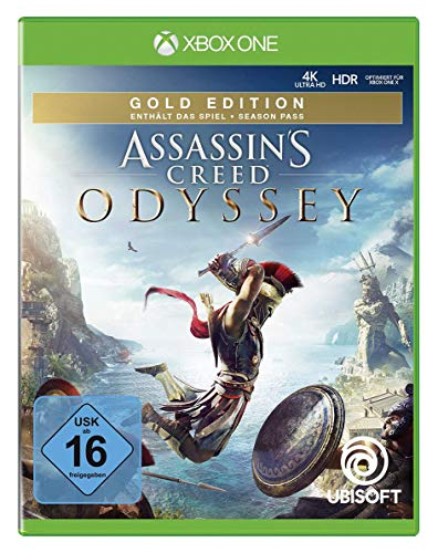 Assassin\'s Creed Odyssey - Gold Edition (inkl. Season Pass) - [Xbox One]