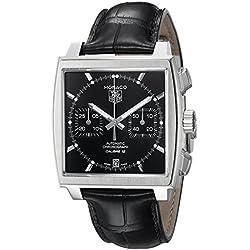 TAG Heuer CAW2110.FC6177 Monaco - Reloj cronógrafo automático