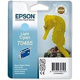 Epson Inkjet Cartridge Page Life 400pp Light Cyan Ref T048540