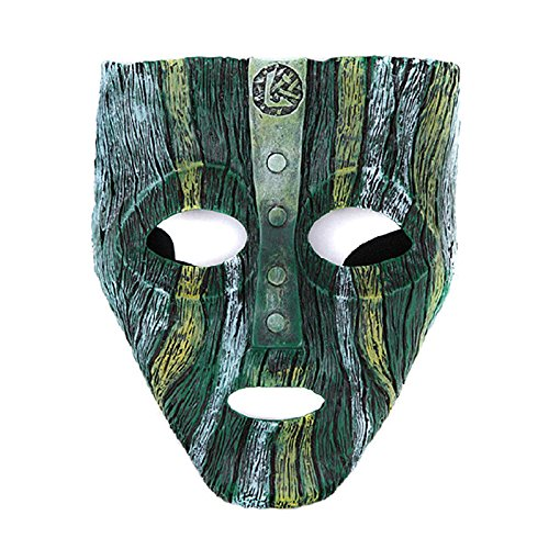 Wchaoen Hochwertige Film Thema Verkleidet Geek Resin Mask Halloween Party Dekorationen Supplies Feldwerkzeug