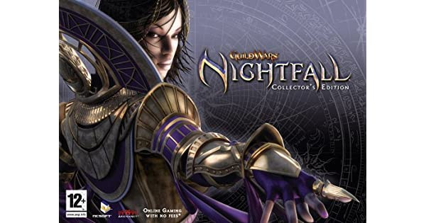 Guild Wars Nightfall - Collectors Edition: Guild Wars