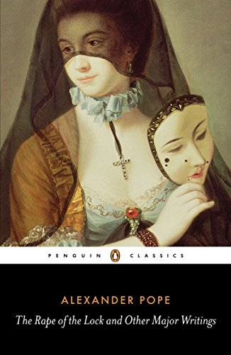 The Rape of the Lock and Other Major Writings (Penguin Classics) por Alexander Pope