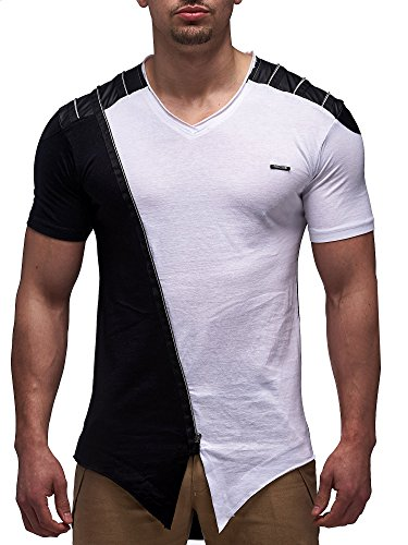 LEIF NELSON -  T-shirt - Uomo Nero