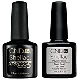 CND SHELLAC - xpress5 + base 7.3 ml
