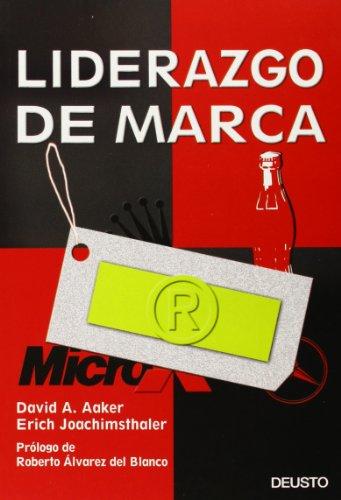 Liderazgo de marca (MARKETING Y VENTAS) por David Aaker