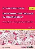 Die TMS-Vorbereitung 2019 Band 8: Diagramme und Tabellen im Medizinertest