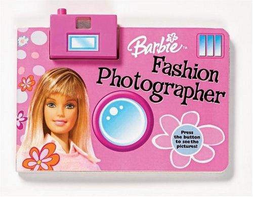 grapher (Barbie Flix Pix Book) ()