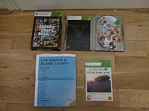Grand Theft Auto V Special Edition Xbox 360 Game