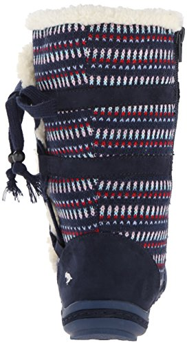 Rocket Dog Palmetto Textile Winterstiefel Navy Ice Queen