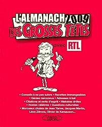 L'ALMANACH 2009 DES GROSSES TETES