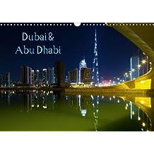 Dubai & Abu Dhabi / CH - Version (Wandkalender 2014 DIN A3 quer): Impressionen vom Persischen Golf (Monatskalender, 14 Seiten)