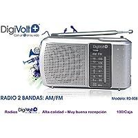 DigiVolt RD-808 Radio 2 Bandas AM/FM