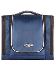 The Clownfish Blue Toiletry Bag TCFTKPOABBU1
