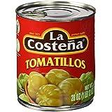 La Costeña Tomatillo Verde - Paquete de 12 x 800 gr - Total: 9600 gr