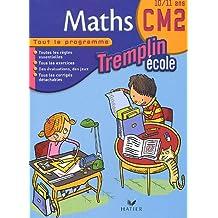 Maths CM2 : 10/11 ans