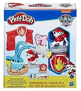 Play-Doh- Paw Patrol Toolset (Hasbro E6887EU5)