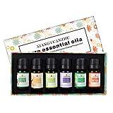 Aromatherapie Duftöl Ätherische Öle Set Geschenk Set Aromatherapie Öle 6