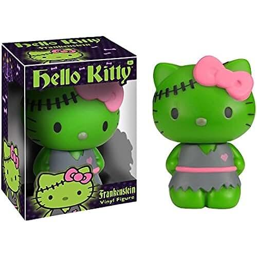 munecos pop kawaii Hello Kitty Frankenstein Pop Vinyl Figure