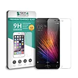 Xiaomi MI 5 Tempered Glass Screen Guard Protector Ultra Strong (9H)-Slim by Skin4Gadgets with Gift Card of Rs.200.