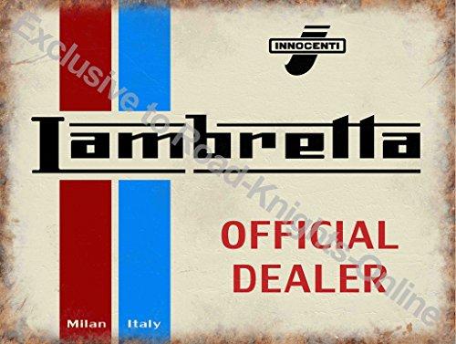 lambretta-scooter-ufficiale-rivenditore-innocenti-logo-su-bianco-rosso-e-blu-milano-italia-vecchio-r