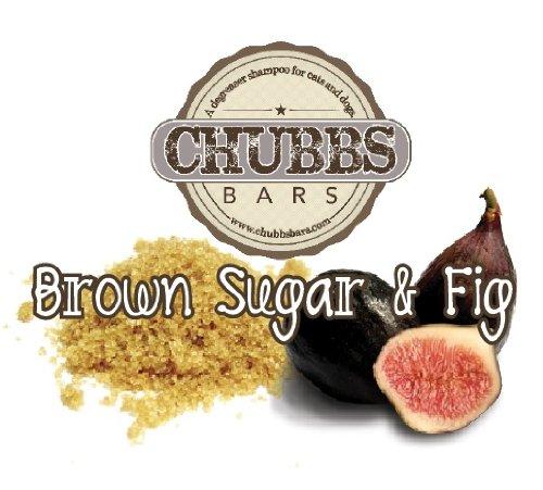 chubbs-bars-braun-zucker-und-feige-pet-entfetter-shampoo-haustiere-118-ml