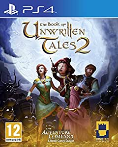 Book of Unwritten Tales 2 - [PlayStation 4]