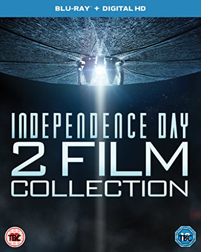 Independence Day 2 Film Collection [Edizione: Regno Unito]