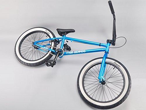 51MXK nLMxL - Mafiabikes Kush 2 20 inch BMX Bike TEAL