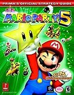 Mario Party 5 - Prima's Official Strategy Guide de Prima Development
