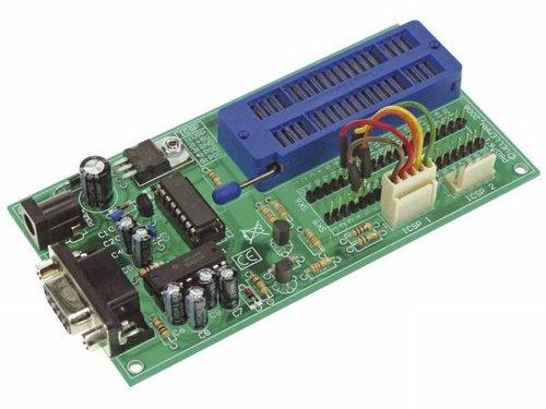 PIC PROGAMMER BOARD - BAUSATZ (Pic Programmer Kit)
