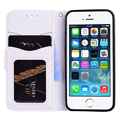 custodia pelle apple iphone 5s