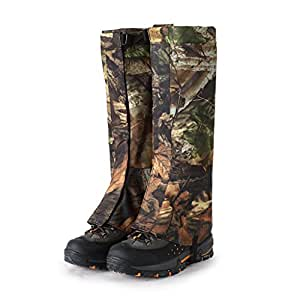MagiDeal 1 Pair L/XL Outdoor Hiking Hunting Snow Snake