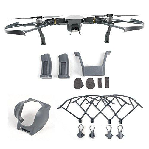 mavic-zubehor-kit-gegenlichtblende-gimbal-schutzhulle-propeller-guards-landing-gear-bein-hohenverlan