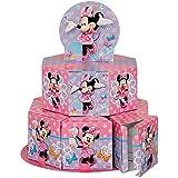 Minnie Mouse Favor Box Centerpiece Decoration for 8
