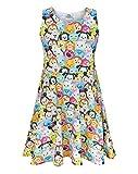 Disney Tsum Tsum Girl's Skater Dress