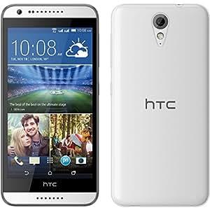 Coque en Silicone pour HTC Desire 620 - Slimcase transparent - Cover PhoneNatic Cubierta + films de protection